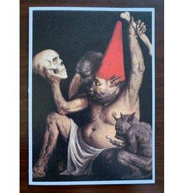 "Korzhev ""Skeletons"" Notecard"