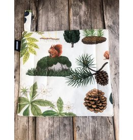 Russian Forest Potholder