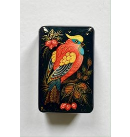 Lacquer Box with Golden Pheasant