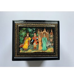Lacquer Box with Fairy Tales