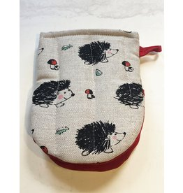 Hedgehog Oven Mitt