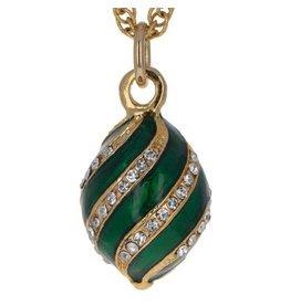 "Fabergé Egg ""Imperial Dome"" Necklace"