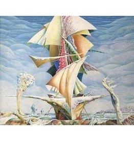 "Dikarev ""Return to Port"" 11 x 14 Print"
