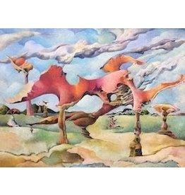 "Dikarev ""Desert Storm"" 11 x 14 Print"