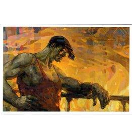 "Neyasov ""Guy from the Urals"" 11 x 14 Print"