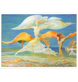 "Dikarev ""Birth of Music"" 11 x 14 Print"