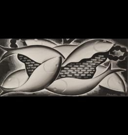 "Brodovitch ""Composition aux Poissons"" 11 x 14 Print"