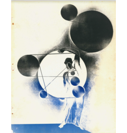 """Brodovitch """"Untitled (Cover of Advertising Arts)"""" Postcard"""