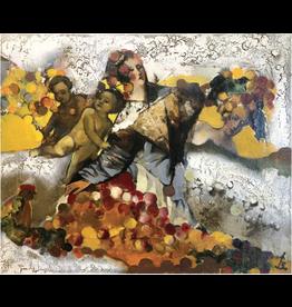 "Izoitko ""Apple Feast of the Savior"" Postcard"