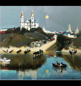 """Shchemelev """"Vitebsk"""" 11 x 14 Print"""
