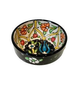 Black Sea Pottery Rim Bowl (Black)