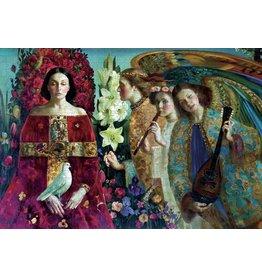 """Olga Suvorova """"Annunciation"""" Puzzle"""