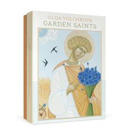 Olga Volchkova: Garden Saints Boxed Notecards