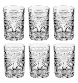 Russian Crystal Cordial Glass