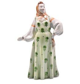 Dulevo Porcelain Masha Figurine