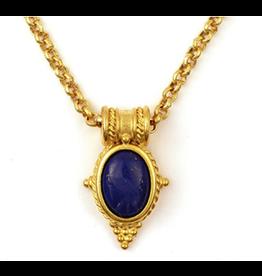 Imperial Lapis Necklace