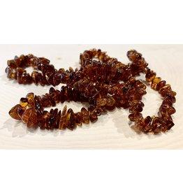 """Polish Amber Necklace (12"""")"""