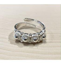 Traditional Slavic Ring (Adjustable)
