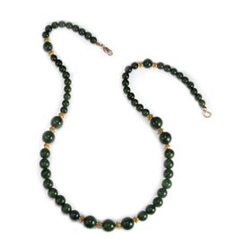 Imperial Cathrinian Jade Necklace