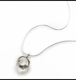 Traditional Slavic Rock Crystal Necklace