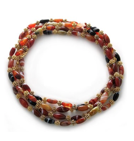 Superior Agate Necklace
