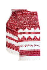 "Traditional Ukrainian ""Rushnyk"" Wedding Cloth Table Runner"