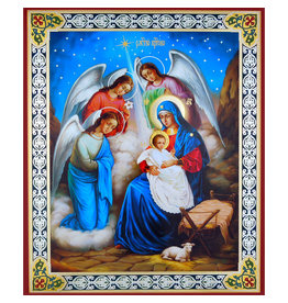 Nativity of Christ Small Icon