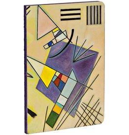 "Kandinsky ""Black and Violet"" Notebook"