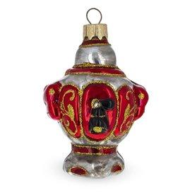 "Glass ""Russian Samovar"" Ornament"