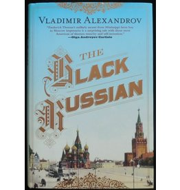 The Black Russian (Hardcover, Signed)