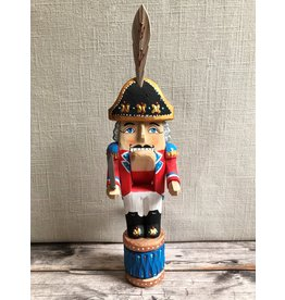 Hand Carved Russian Nutcracker