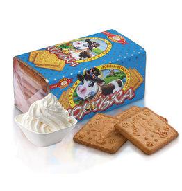 Korovka Cookies Cream Flavor