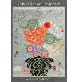 Robert Rahway Zakanitch Notecard Folio