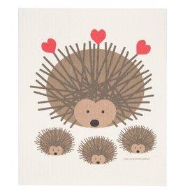 Hedgehog Swedish Dishcloth
