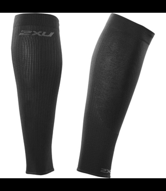 2XU UNISEX PERFORMANCE RUN SLEEVE BLK/BLK XS