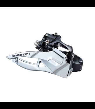 SRAM SRAM 11A FD X9 2X10 LO CLAMP 318/349 TOP PULL