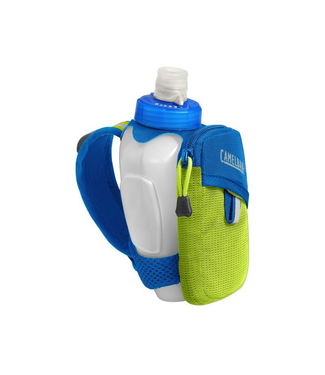 CAMELBAK CAMELBAK ARC QUICK GRIP 10 OZ PODIUM ARC BOTTLE ELECTRIC BLUE/LIME PUNCH