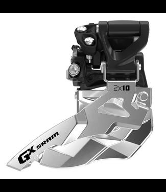 SRAM SRAM AM FD GX 2X10 HI CLAMP 34T BOTTOM PULL