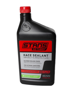 STAN NO TUBES STANS NO TUBES TIRE SEALANT ''RACE'' - QUART (32 FL OZ)