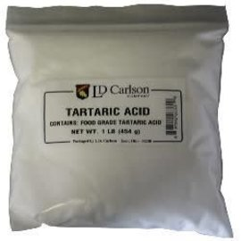 Tartaric Acid - 1oz
