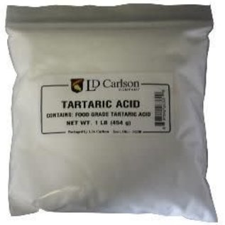 Tartaric Acid - 1oz