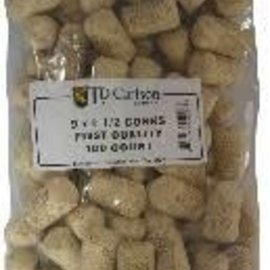 #9 Corks 38x23mm Agglomerated