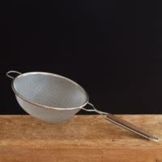 Stainless steel strainer 10''