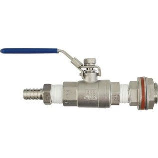 Ball valve and bulk head
