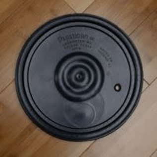 6.5 Gallon Lid Only - With Grommet