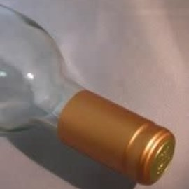 Bronze PVC shrink capsules