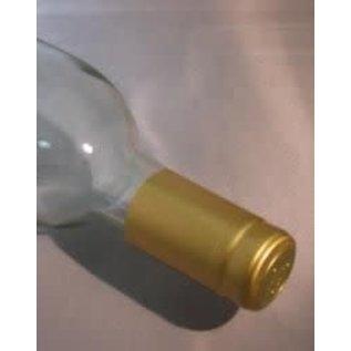 GOLD PVC SHRINK CAPSULES