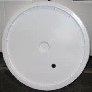 7.9 gallon Lid with Grommet