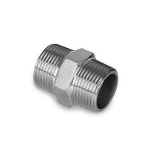 1/2'' NPT Steel Hex Nipple