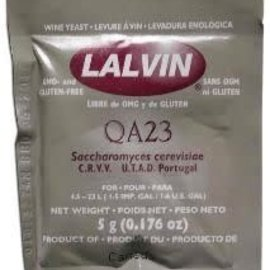 Lalvin QA23 - Chardonnay, Sauvignon Bl